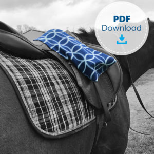 The Printable Pony Stirrup Cover In Action Download