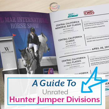 A Guide to Unrated Hunter Jumper Divisions