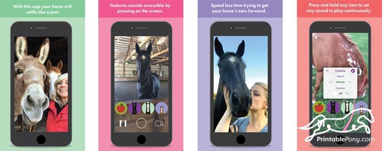 All Ears Selfie Free Horse App