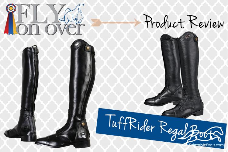 TuffRider Regal Field Boot Review by Fly On Over