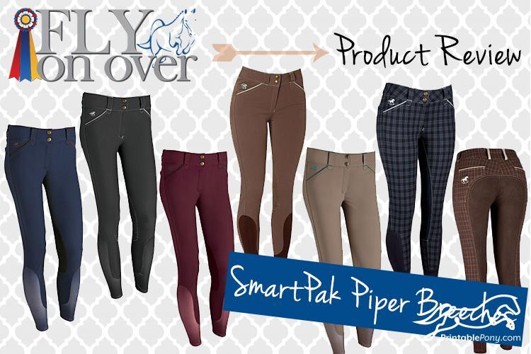 SmartPak Piper Breech Review