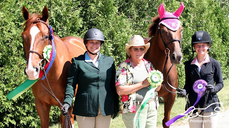 Team Brookside at 2017 New Vocations