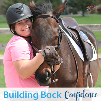 Building Back Confidence by The Printable Pony
