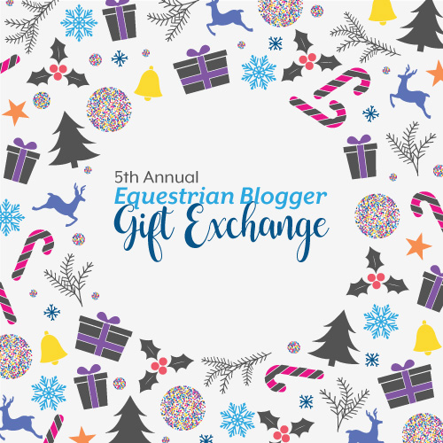 5th Annual Equestrian Blogger Gift Exchange