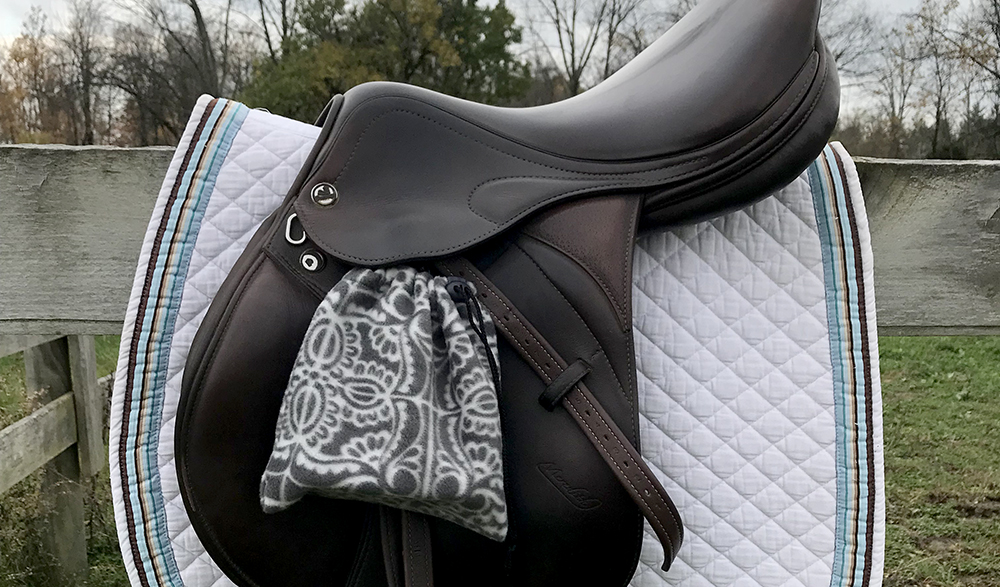 Printable Pony Pouch Stirrup Covers